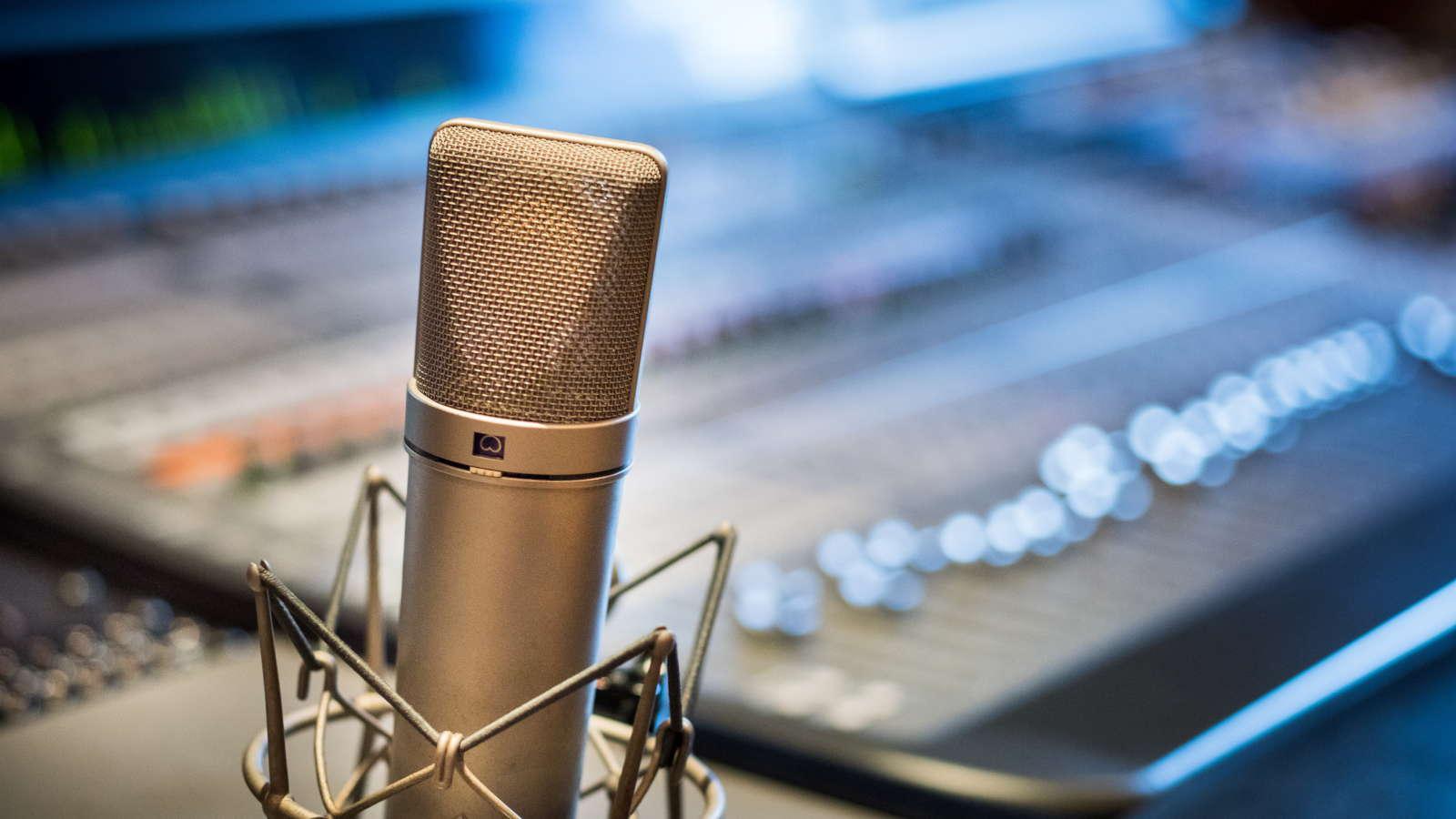 Foto: Mikrofon