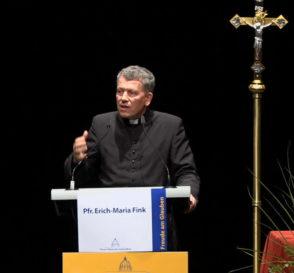 Foto: Pfarrer Erich Maria Fink