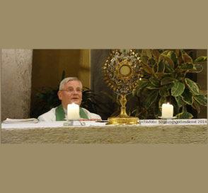Foto: Eucharistische Anbetung